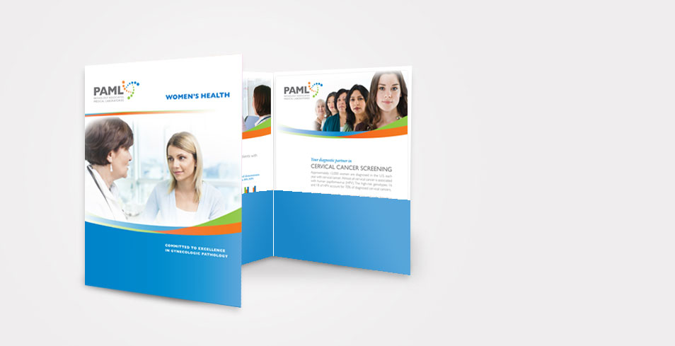 Marketing Collateral - Women�s Health